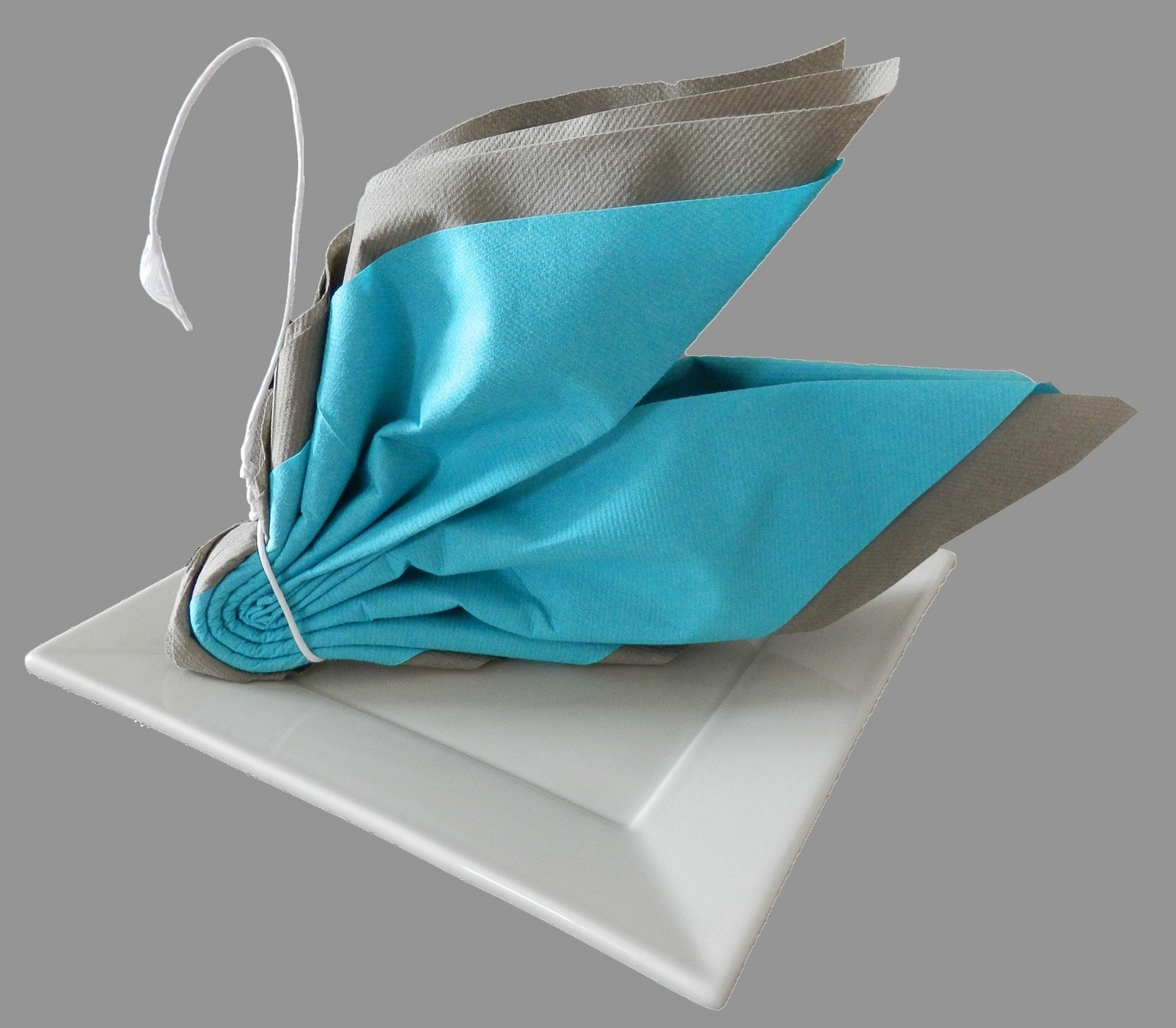Pliage serviette le petit d tail qui peut gayer toute votre table - Pliage serviettes de table ...