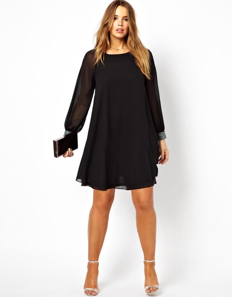 robe de cocktail pour femme ronde la choisir harmonieusement. Black Bedroom Furniture Sets. Home Design Ideas