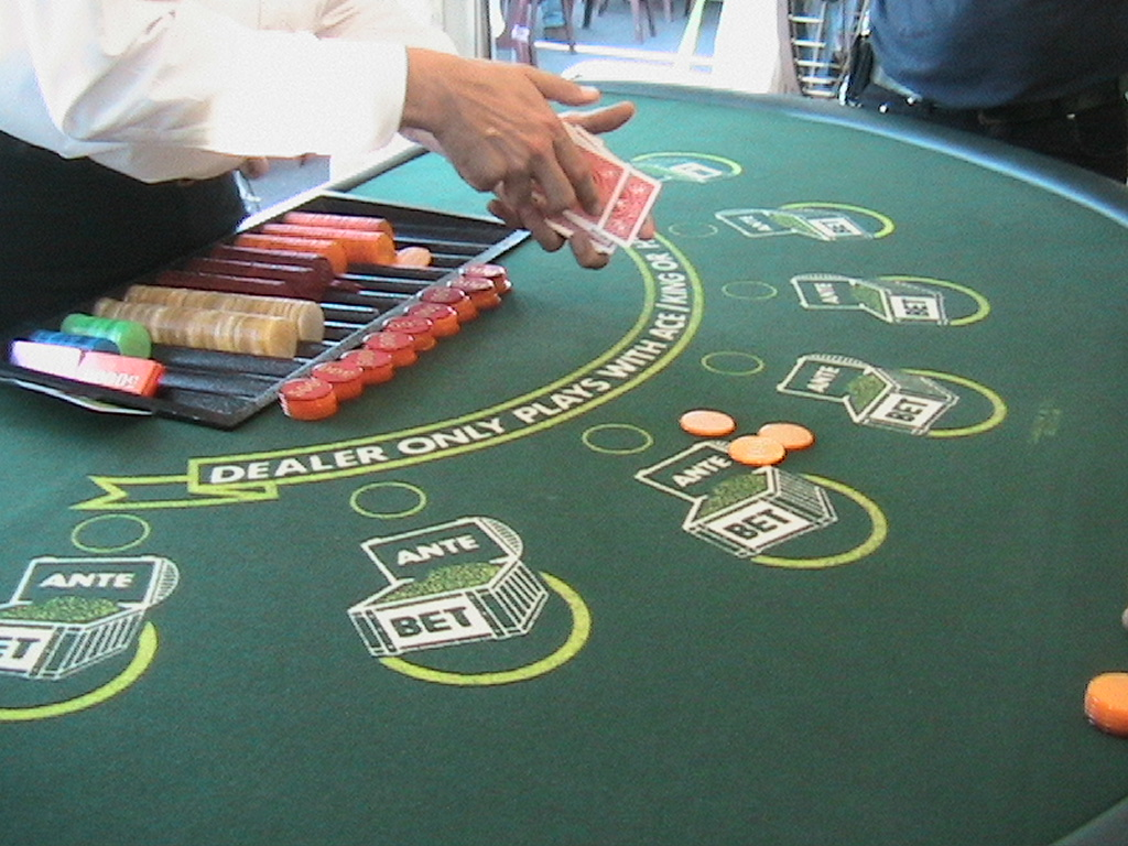 Comment jouer aux blackjack