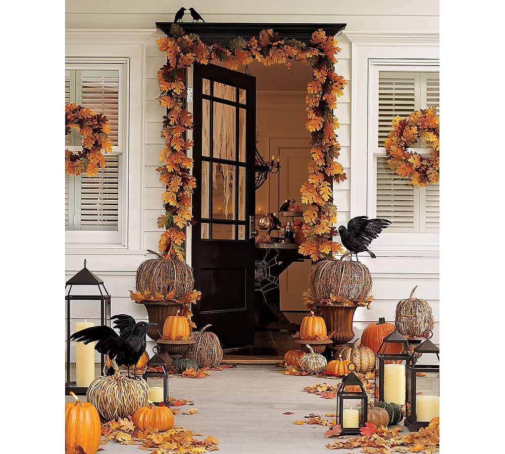 Comment decorer sa maison pour halloween - Des idees pour decorer sa maison ...